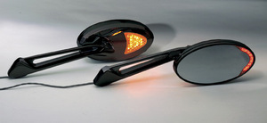 Rivco LED Lighted Turn Signal Mirrors